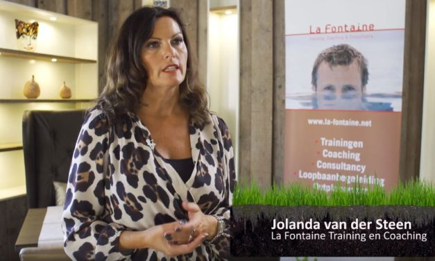 LA FONTAINE staat voor Ont-wikkeling en Groei