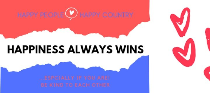Petitie Nederland kiest voor bruto nationaal geluk!