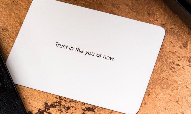 Vertrouwen, Verbinden, Gunnen en Groeien.