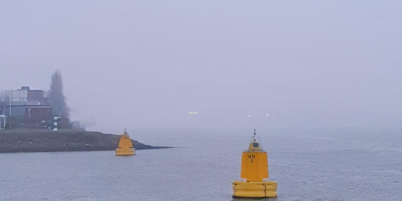Navigeren in de mist
